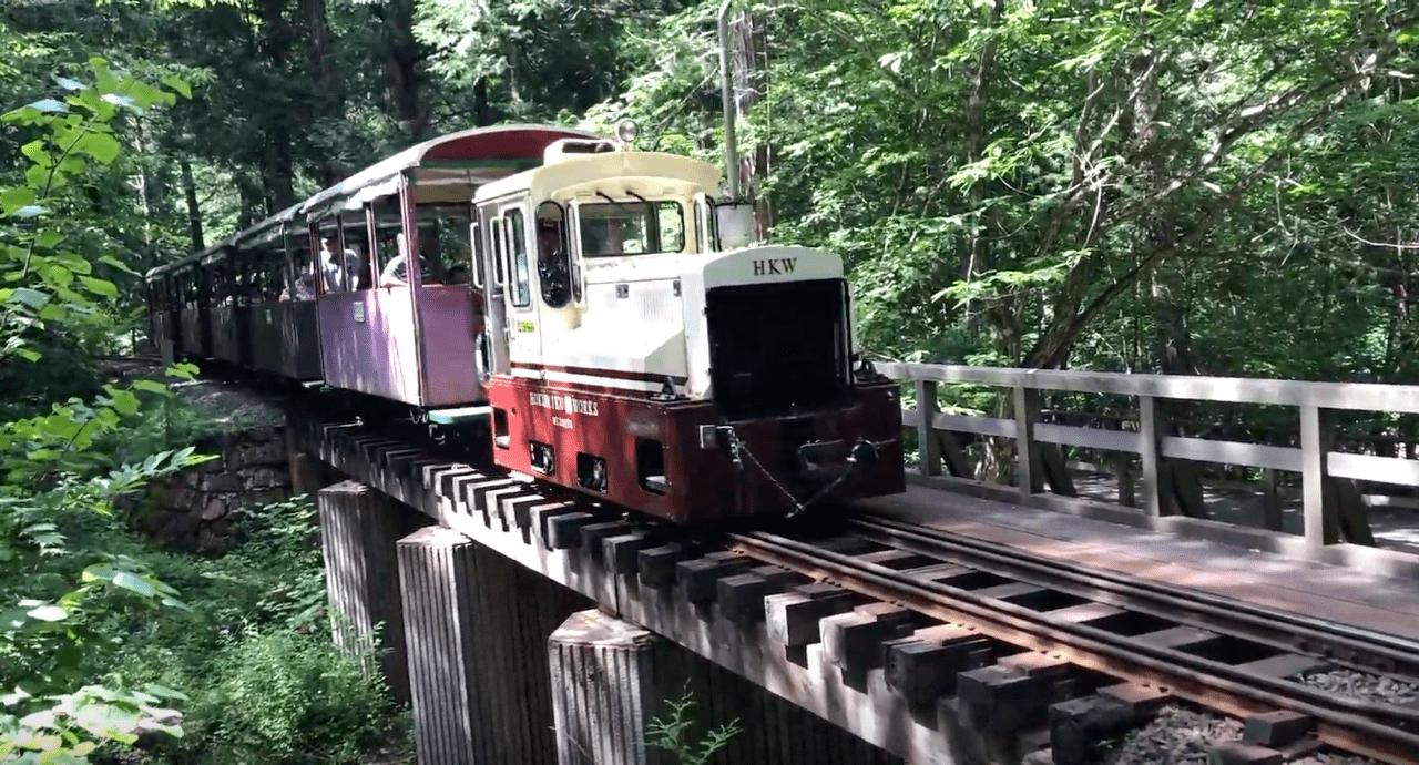 赤沢美林鉄道